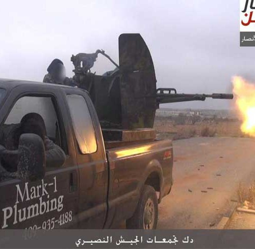 Plumber Sues AutoNation Ford Store After ISIS Photo